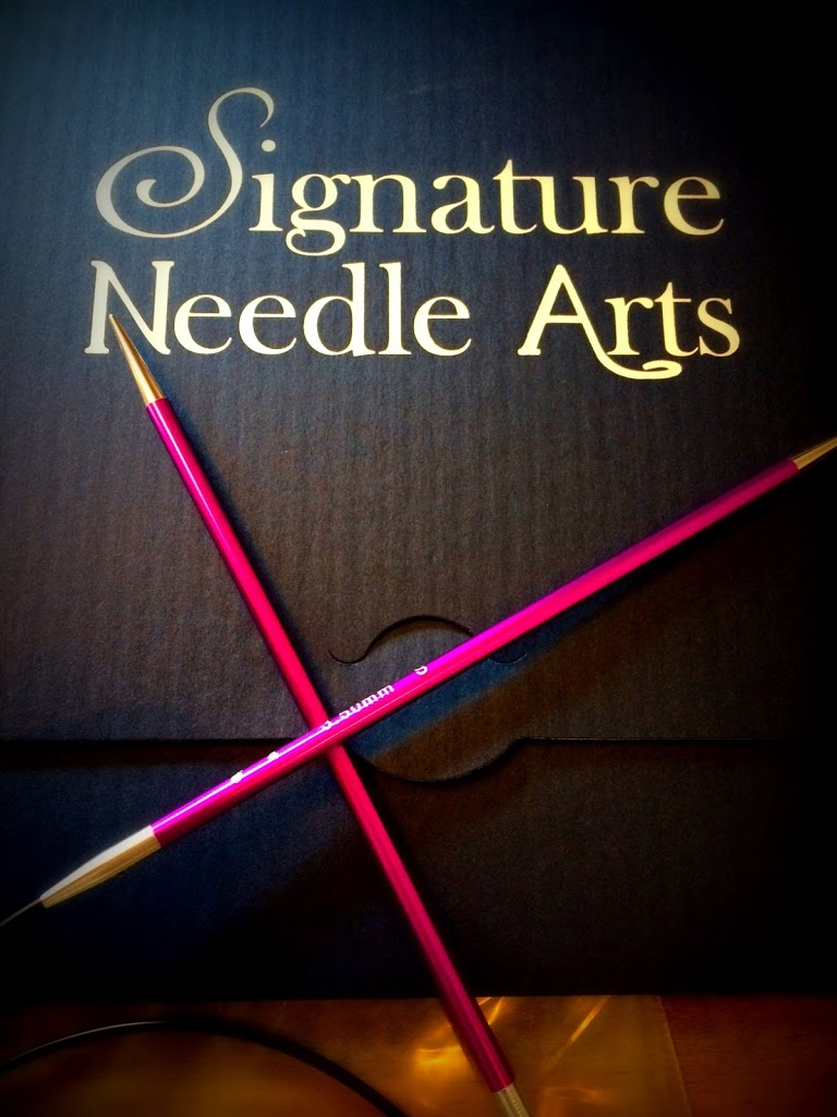 Product Review: Signature Needles fra Garnkisten i Århus
