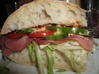Endnu en (sandwich)…