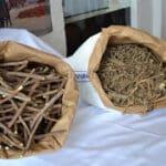 Lakridsrødder i pose