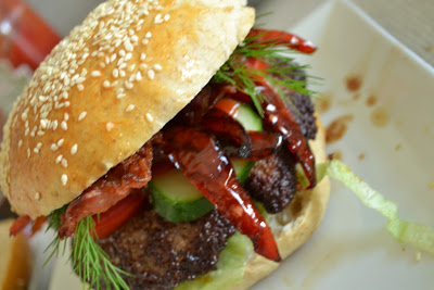 Verdens bedste burgerboller a la Hottie Von Dottie!