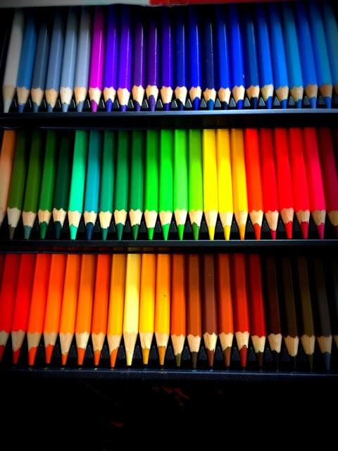 """Koh-I-Noor 72 colored pencils """"Mondeluz"""""""