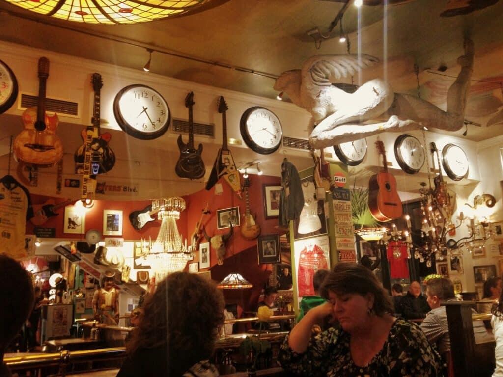 Mackey's Diner – stedet hvor hippier mødes