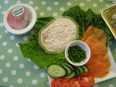 Mælkefri soja cream cheese til mælkeallergikere