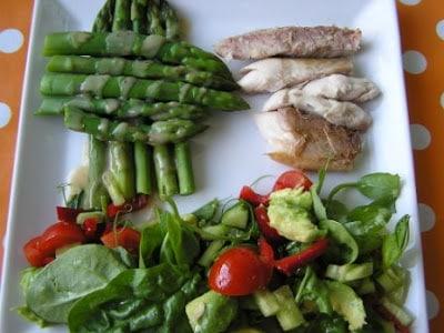 Makrel & salat