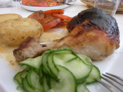 Den sorte kylling…