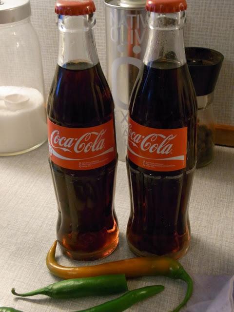 Coke' a ving
