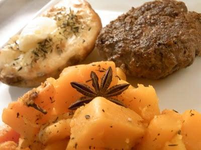 Sjove grøntsager: Butternut squash